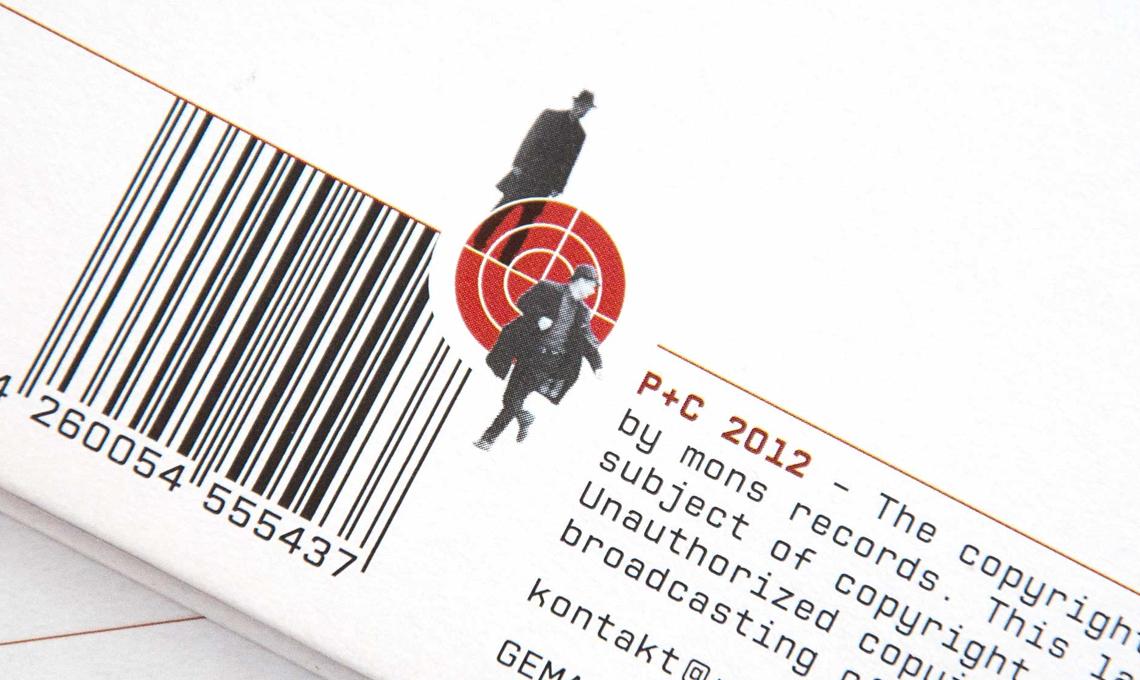 UJ CD barcode