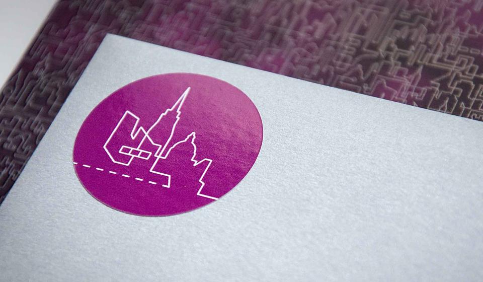 Stadtflimmern: Logo